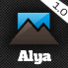 Alya Open Cart Theme