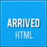Arrived - Multi Purpose Responsive HTML Template