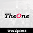 TheOne - Responsive Multipurpose WordPress Theme