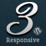 Theme Three - Responsive Professional Business WordPress Theme