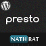 Presto - A Professional WordPress Theme