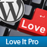 Love It Pro for WordPress - Popular item on MOJO Themes