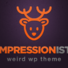 Impressionist WordPress Theme
