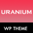Uranium - Multipurpose Wordpress Theme - Popular item on MOJO Themes