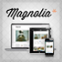 Magnolia - A Responsive HTML5 Template
