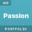 Passion - WordPress Portfolio Theme