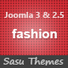 Fashion - Premium Joomla Template