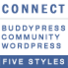 Connect - BuddyPress & WordPress Community Theme