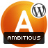 Ambitious - Business &amp; Portfolio WordPress Theme