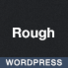 Rough - Wordpress Portfolio Theme