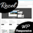 Rezel Simple Responsive WordPress Theme
